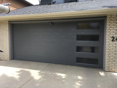 Garage Door Repair is Complete!