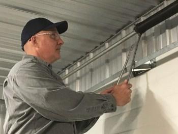 Fixing a Garage Door